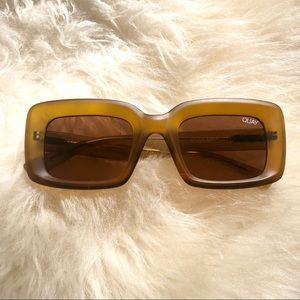 Quay Australia Going Solo Square Sunglasses